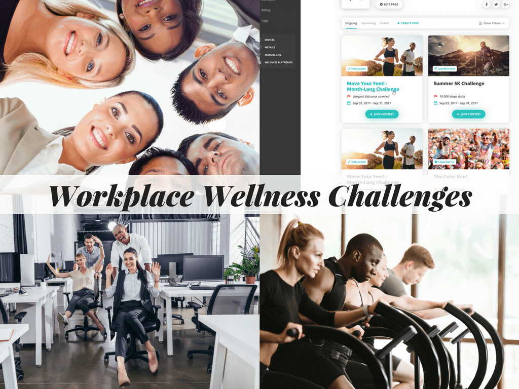 Workplace Wellness Challenge Viva la Vive 2