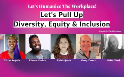 Let's Pull Up Diversity, Equity & Inclusion!