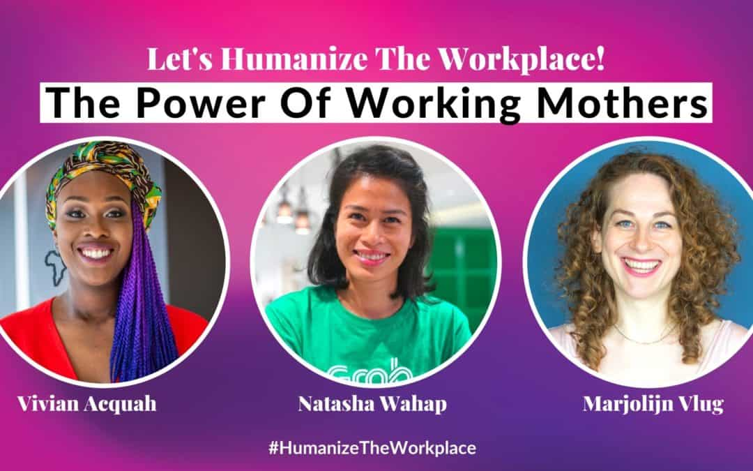 The Power Of Working Mothers